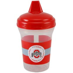 2 Ohio State Buckeyes Sippy Cups