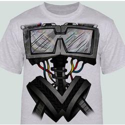 Robot Tuxedo T-Shirt