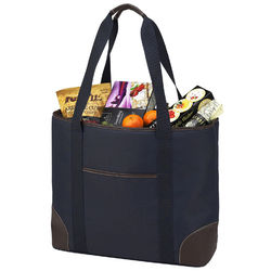 Large Classic Insulated Cooler Bag