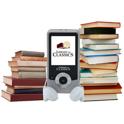 Library of Classics on MP3 Player