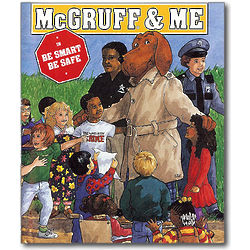 McGruff and Me Personalized Children's Book