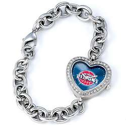 Detroit Pistons NBA Heart Series Watch