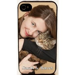 Pet Portrait iPhone 4 Case