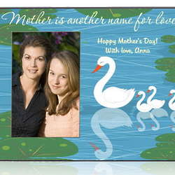 Mother's Love Personalized Photo Frame