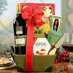Briar Creek Cellars Dragonfly Cabernet Gift Basket