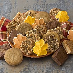 Festive Fall Cookies and Brownies Dessert Box