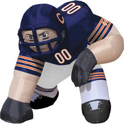 Chicago Bears 5 Foot Inflatable Mascot