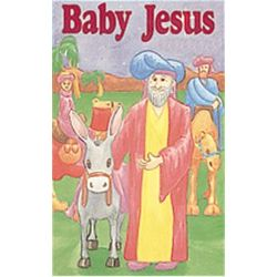 Baby Jesus Personalized Children's Book