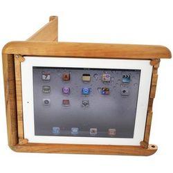 Teak Wood iPad Case