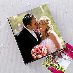 Our Wedding Personalized Photo Album