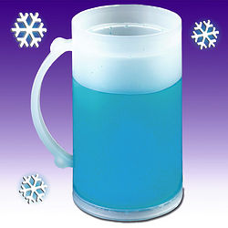 Frosty Beer Mugs