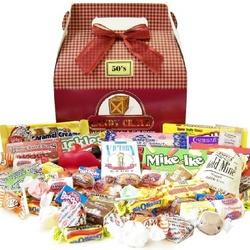 1980's Retro Candy Gift Box