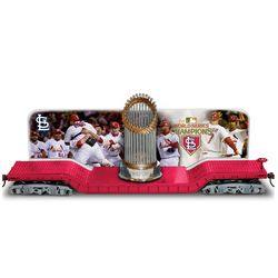 MLB St. Louis Cardinals 2011 World Series Celebration Train Car