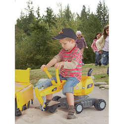 Really Big Shovel 4-Wheel Digger Toy