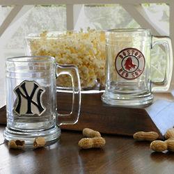 Personalized Major League Baseball Medallion Mug