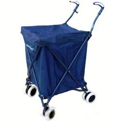 Wheeled Folding Carrying Cart
