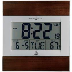 Techtime III Radio Controlled Wall Clock