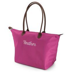 Getaway Pink Tote Bag