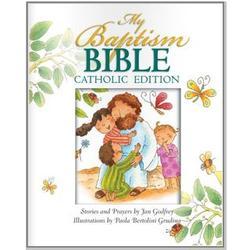 My Baptism Bible - Catholic Edition