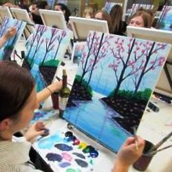 Hoboken, New Jersey BYOB Painting Class for 1