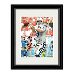 Personalized NFL Player Photo - #1 Fan