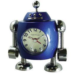 Rivet Robot Alarm Clock