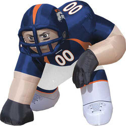 Denver Broncos 5 Foot Inflatable Mascot