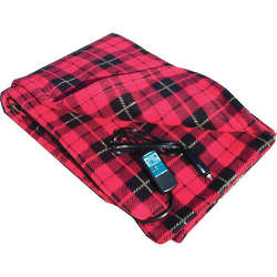 Car Cozy Heated Blanket with Timer