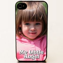 Personalized Adorable Child iPhone Case