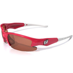 University of Wisconsin Adult Dynasty Sunglasses