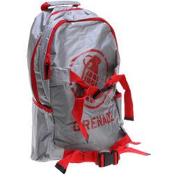 Grenade Logo Grey Backpack