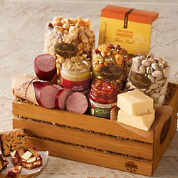 Rogue River Snack Gift Basket