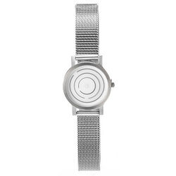 Free Time Stainless Steel Watch