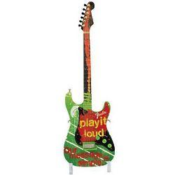 GuitarMania Miniature Guitar Play It Loud Figurine