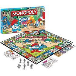 Smurfs Monopoly