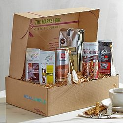 Coffee Lover's Market Gift Box