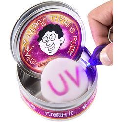 Phantom UV-Reactive Thinking Putty