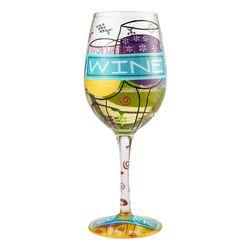Sometimes I Wine Wine Glass