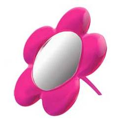 Flower Power Vanity Mirror