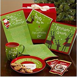 Night Before Christmas Activity Kit