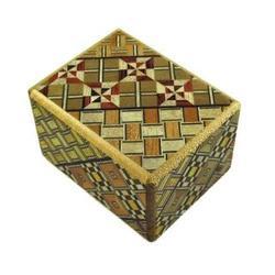 2 Sun 7 Steps Koyosegi Japanese Puzzle Box