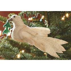 Hope of Peace Dove Ornament