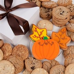 Happy Autumn Signature Cookie Gift Box