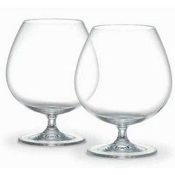 Set of 2 Vintage Brandy Glasses