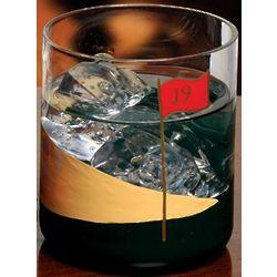 19th Hole Rocks Glass