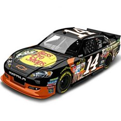 Tony Stewart No. 14 Bass Pro Shops Diecast Car