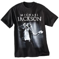 Men's Michael Jackson T-Shirt