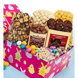 Easter Friends Popcorn and Sweets Sampler