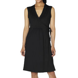 Cooling Wrap Dress with UPF 50