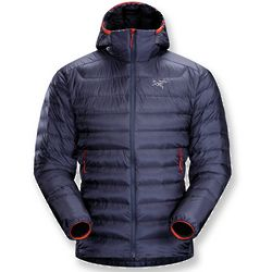 Arc'teryx Cerium LT Down Hooded Jacket